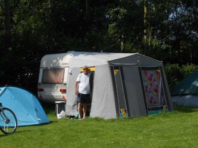 Camping Holland Poort kampeerplaats