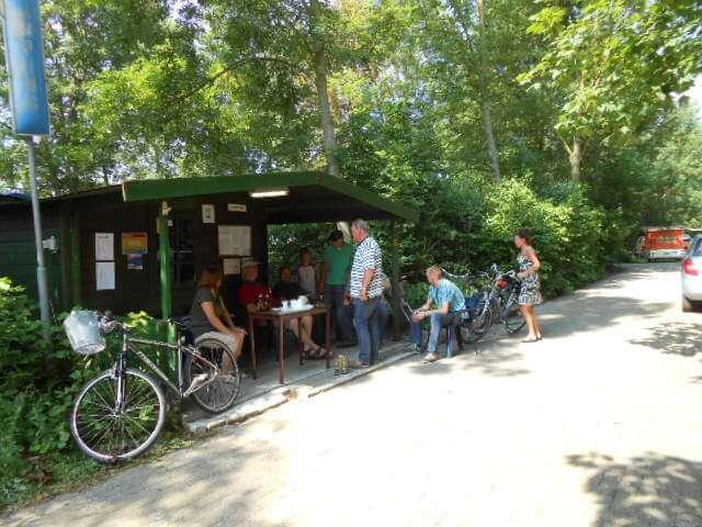 Camping Holland Poort tarieven