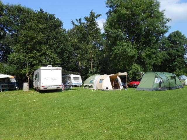 Camping Holland Poort overzicht
