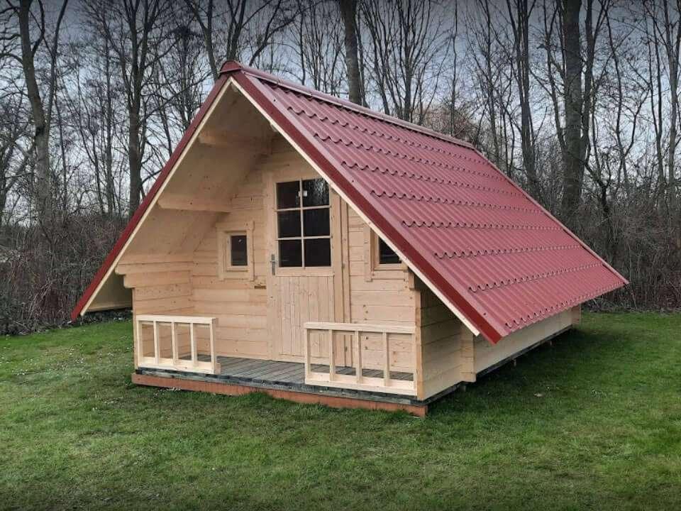Camping Holland Poort trekkershoeske